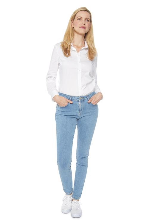 Jeans Jennifer Bleached Denim L32