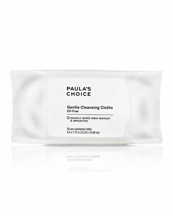 Paula's Choice - Gentle Cleansing Cloths - 30 st