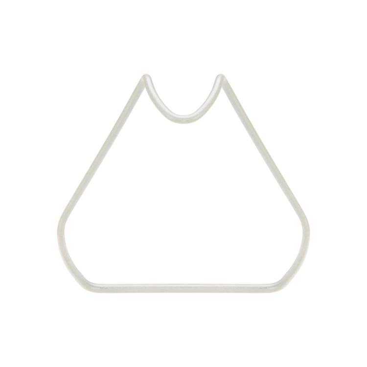 Point-Virgule Tablet-/kookboekhouder wit