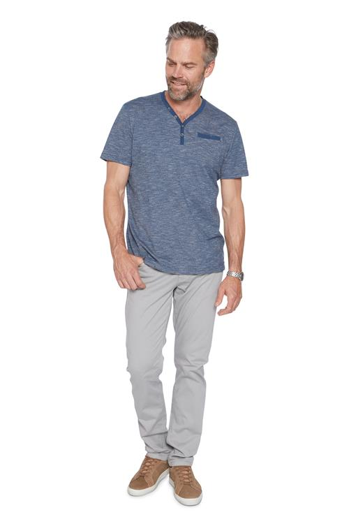 Tom Tailor Casual T-shirt Blauw