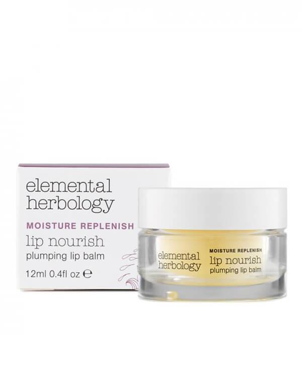 Elemental Herbology - Lip Nourish Plumping Lip Balm - 12 ml