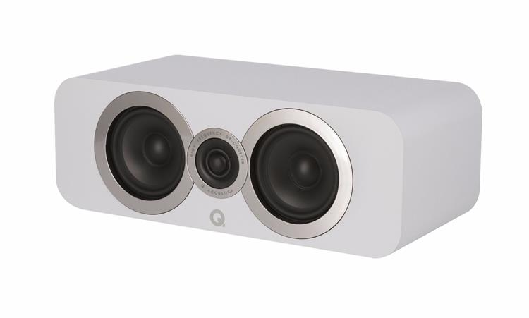Q Acoustics 3090Ci Center luidspreker Wit