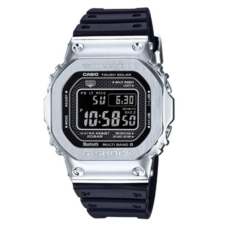 Bluetooth G-Shock GMW-B5000-1ER - Multiband 6
