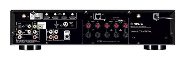 ook zwarte yamaha rx s602 netwerk av receiver koopt u bij. Black Bedroom Furniture Sets. Home Design Ideas
