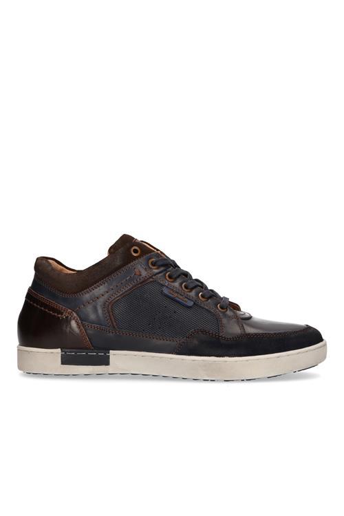 Afbeelding van Australian Footwear Antrim sneaker leer Blauw