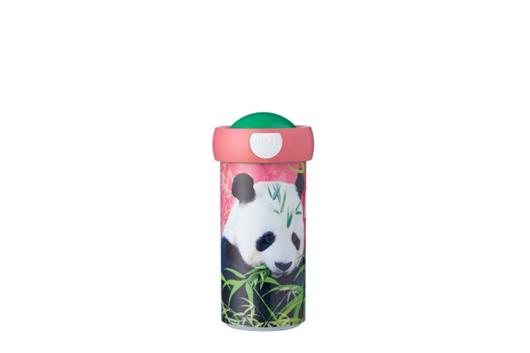 Mepal Schoolbeker Campus 300 ml - Animal Planet Panda