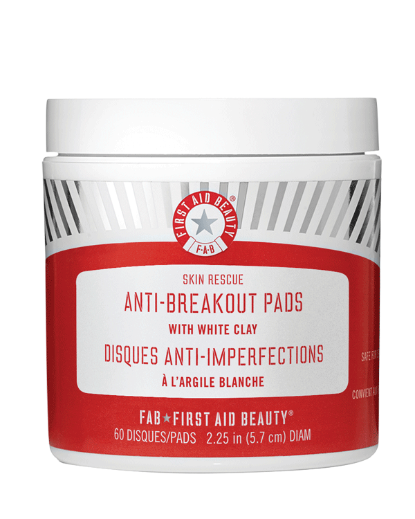 Skin Rescue Anti-Breakout Pads - 60 pads