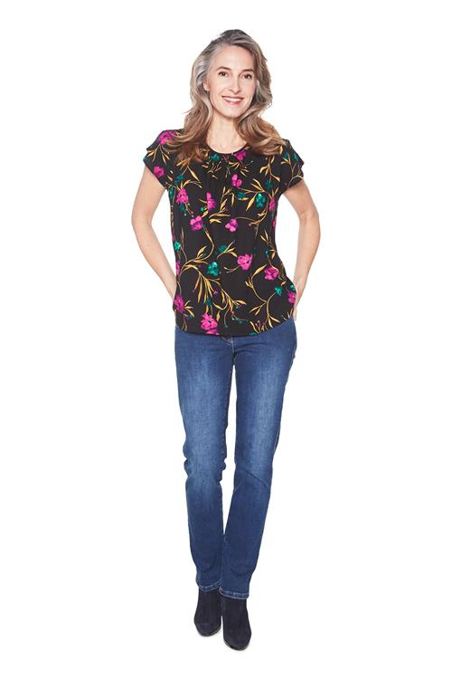 b.young Blouse Jayleen Floral Multi