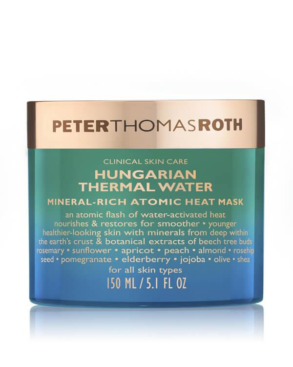 Peter Thomas Roth - Hungarian Thermal Water Mineral-Rich Atomic Heat Mask - 150 ml