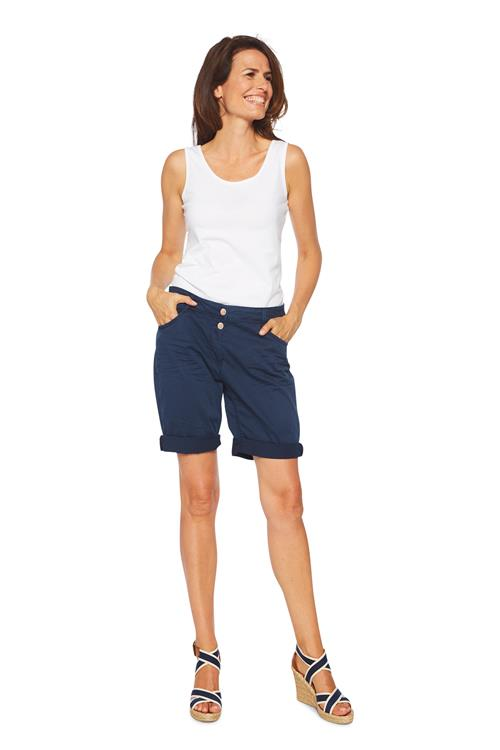 Cecil Shorts Donker Blauw