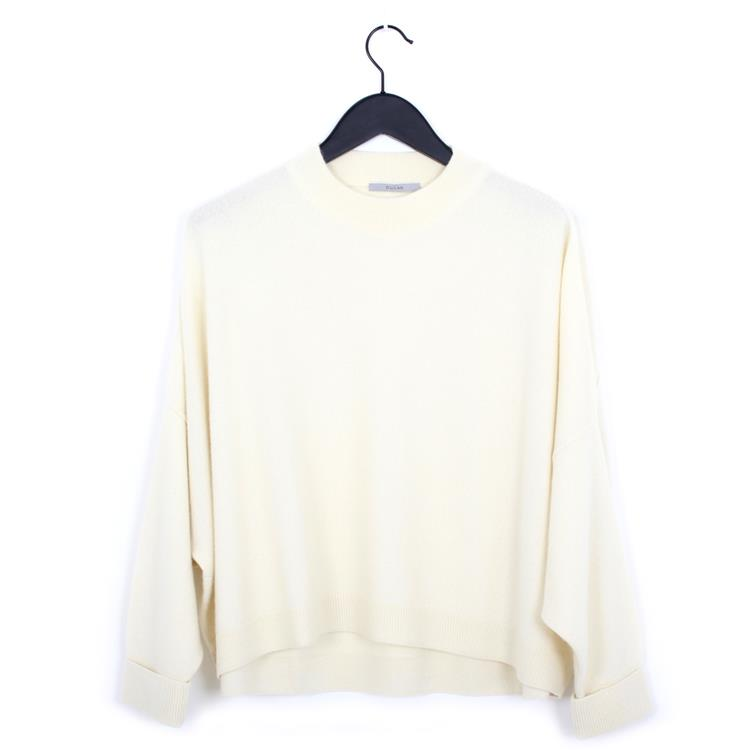 Dusan chunky sweater winter white