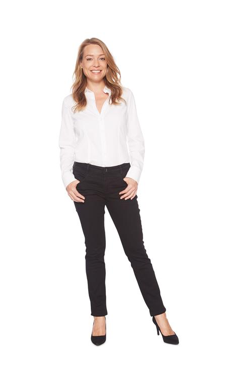 Tom Tailor Women Jeans Alexa Zwart