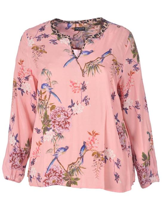 Via Appia  Due blouse 848785 Roze