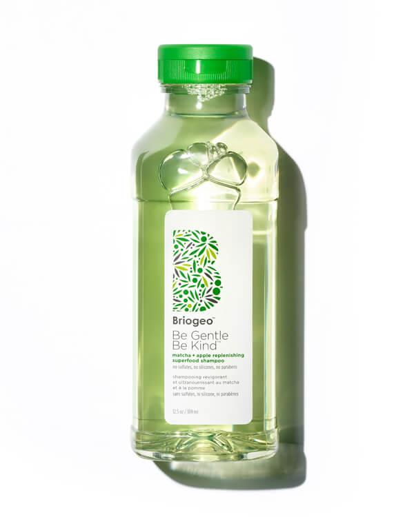 Briogeo - Be Gentle, Be Kind™ Matcha + Apple Replenishing Superfood Shampoo - 369 ml