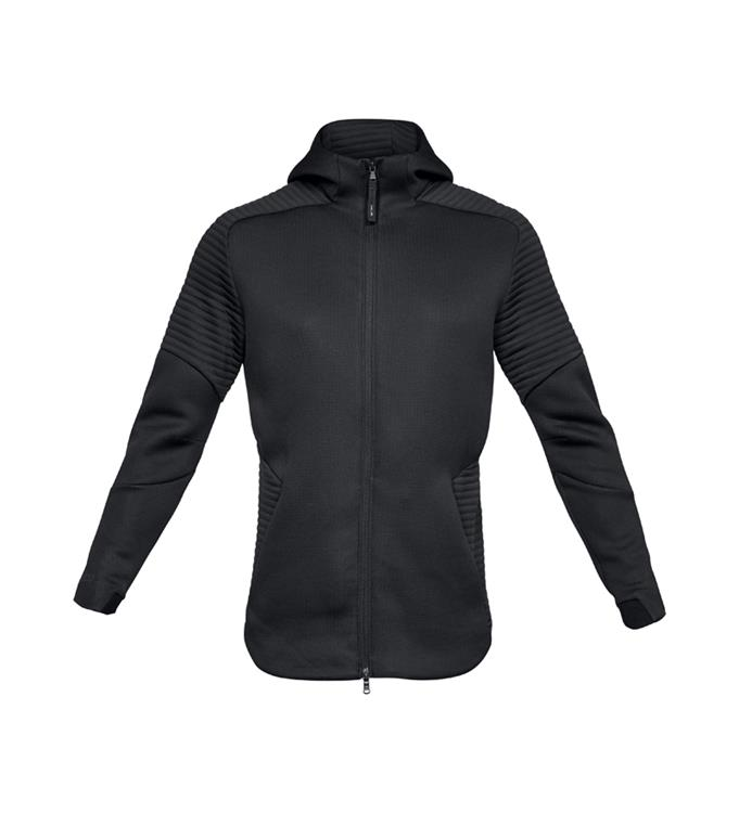 Under Armour UNSTOPPABLE MOVE FZ HOODIE-BLK