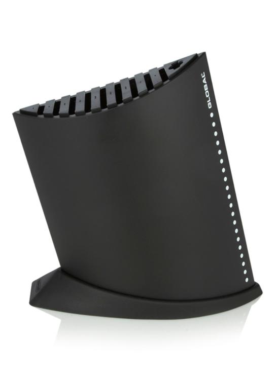 Global Messenblok Boot - Zwart