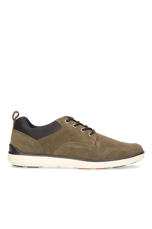 Lightweight veterschoen suede