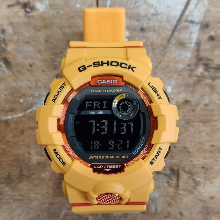 Casio G-Shock GBD-800-4ER met stappenteller Sluiten. Verwijderen d2eee5634a6