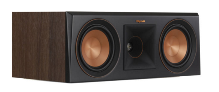 Klipsch RP-500C Center Luidspreker Walnoot