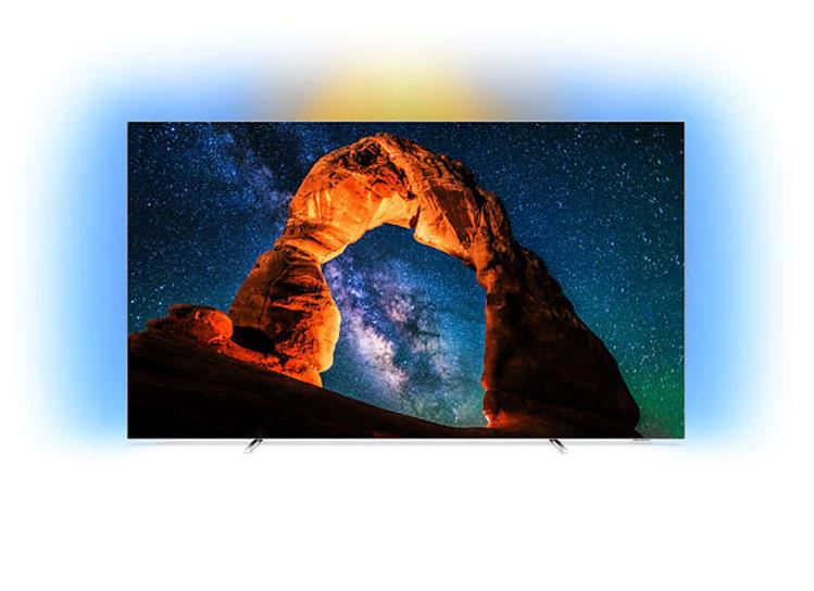 Philips 65OLED803/12 4K UHD OLED Android TV