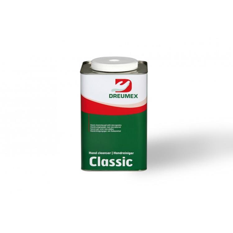 DREUMEX handreiniger rood Classic 4,5L