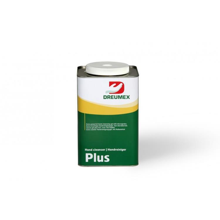DREUMEX handreiniger geel Plus 4,5L