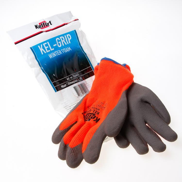 KELFORT handschoen winter Kel-Grip L 1 paar