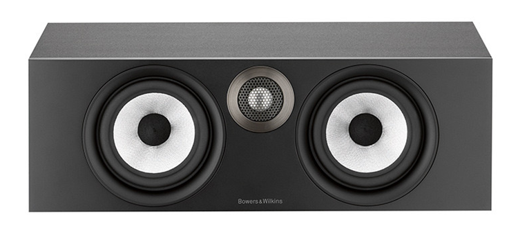 Bowers & Wilkins HTM6 Center Luidspreker Zwart