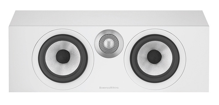 Bowers & Wilkins HTM6 Center Luidspreker Wit