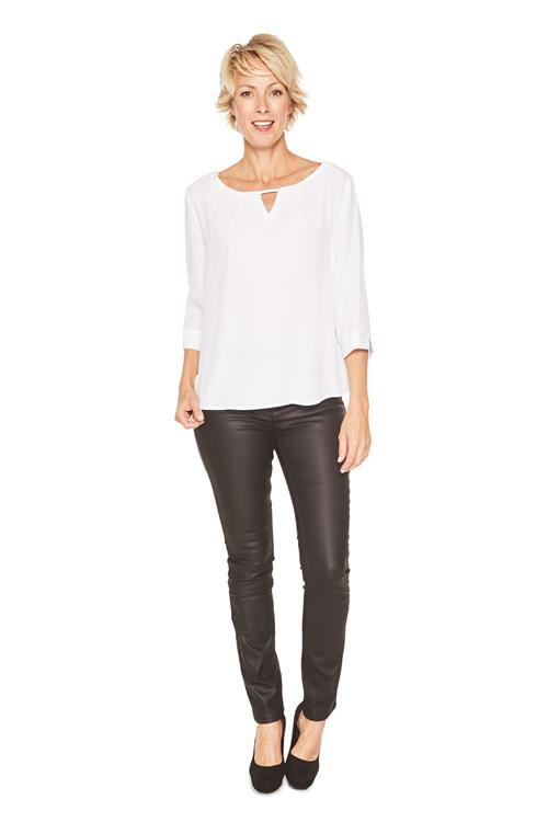 Mio Amato Blouse Sandra Wit