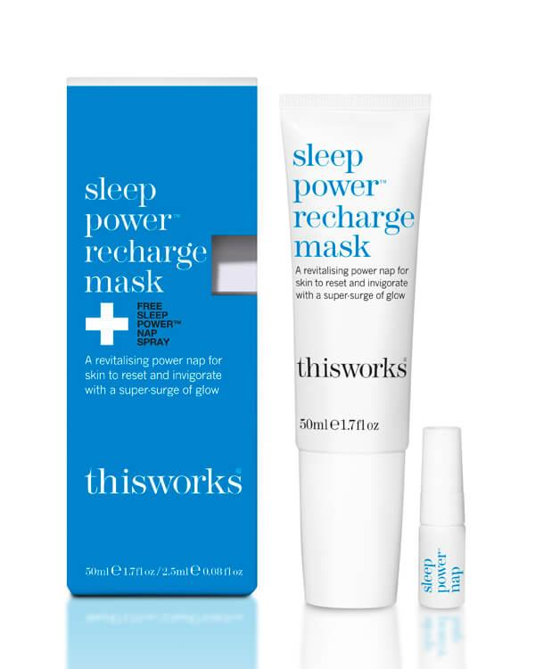 This Works - Sleep Power Recharge Mask - 60 ml