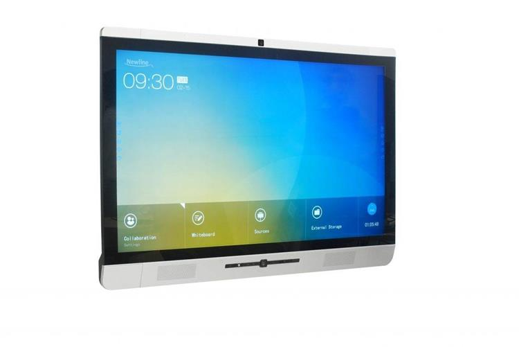 Newline X8 + OPS, 75 inch UltraHD touch
