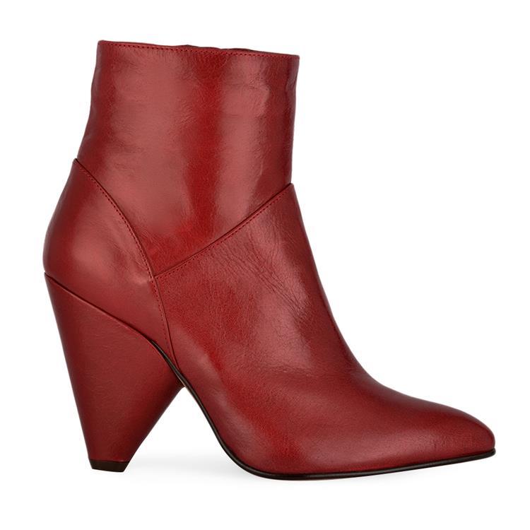 fe715706258c Ankle boot Nels - Amaranto ZS