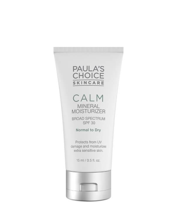 Paula's Choice - Calm Mineral Moisturizer SPF30 Normal to Dry - 15 ml