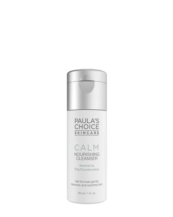 Paula's Choice - Calm Nourishing Cleanser Normal to Oily - 30 ml