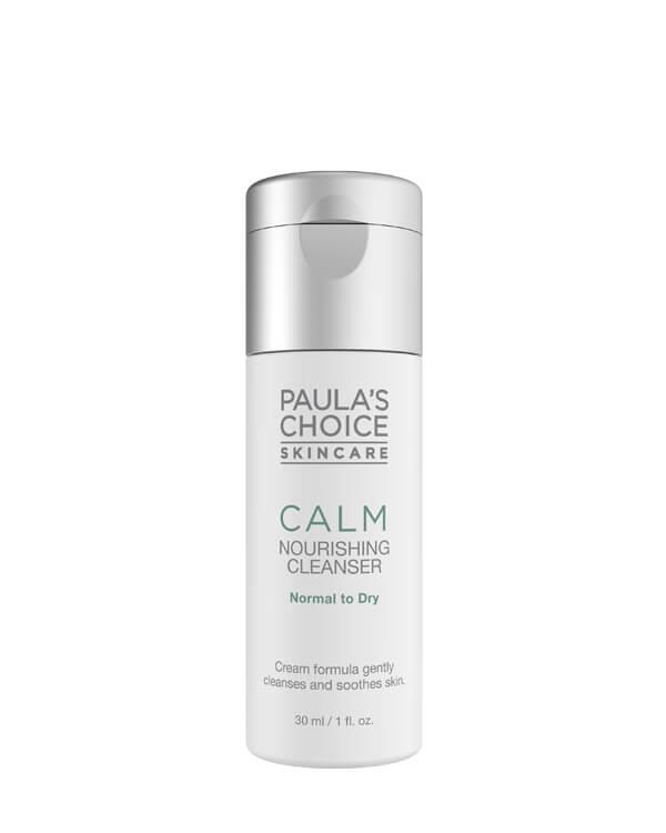 Paula's Choice - Calm Redness Relief Cleanser Normal to Dry - 30 ml