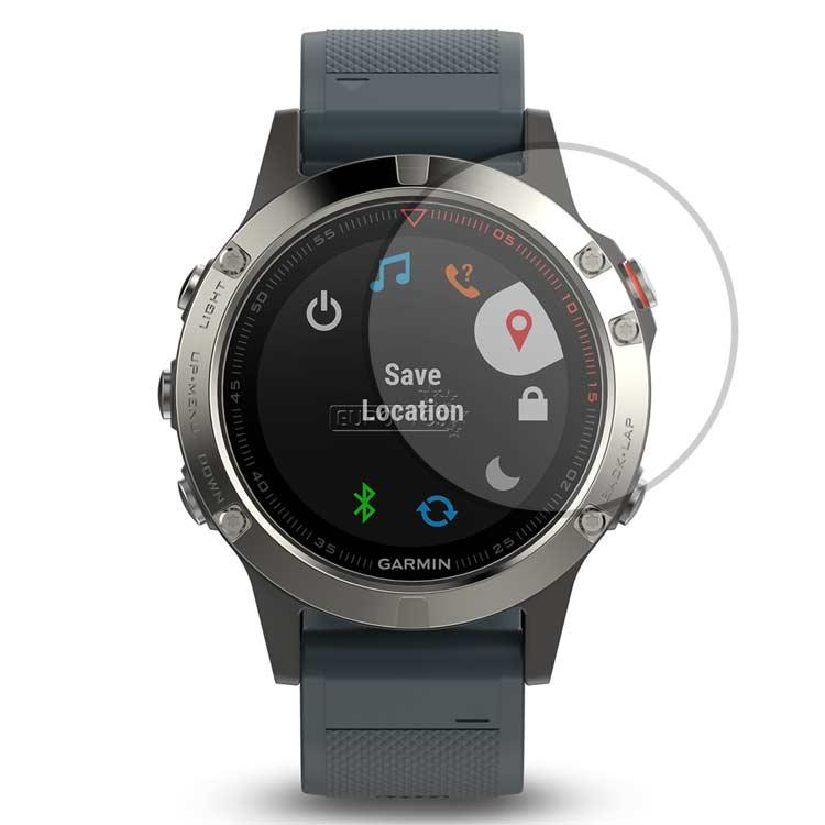 Garmin Fenix 5 & 5X screen protector