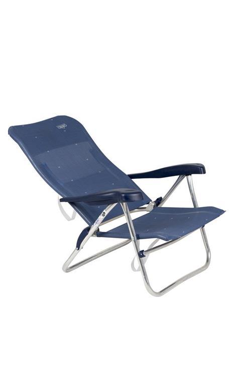 Crespo Strandstoel Al 205.Crespo Al 205 Strandstoel Donkerblauw