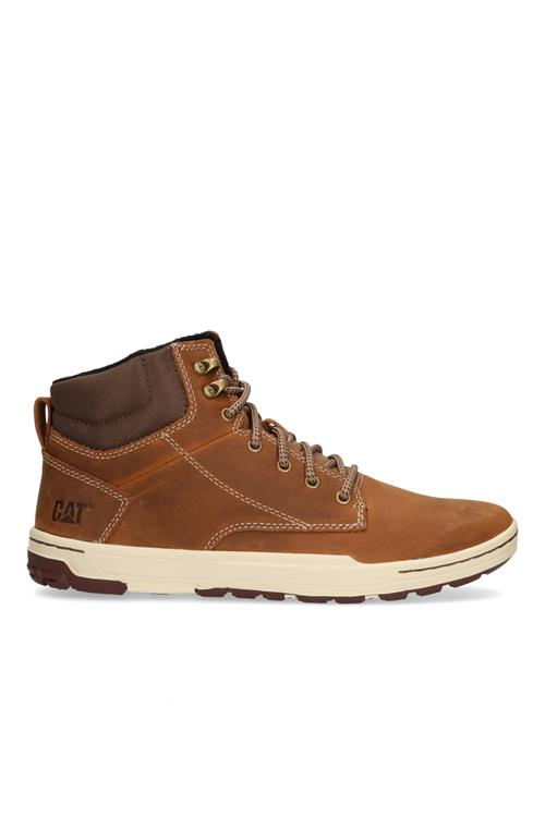 Colfax Mid Leather Dark Beige