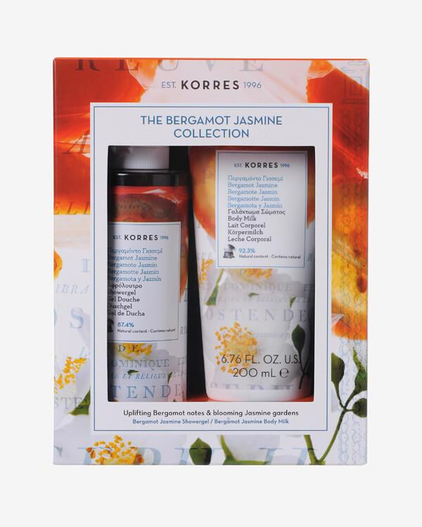 Korres - The Bergamot Jasmine Collection - 250 ml + 200 ml