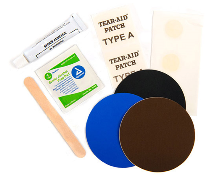 Therm A Rest Permanent Home Repair Kit Accessoire