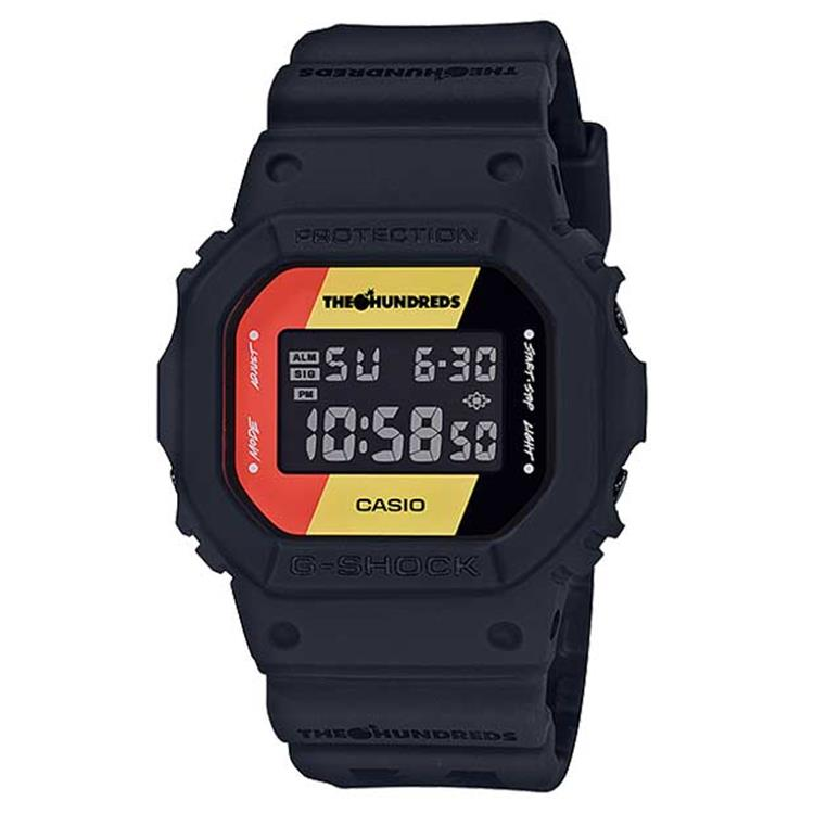 G-SHOCK x The Hundreds DW-5600HDR-1ER - LIMITED