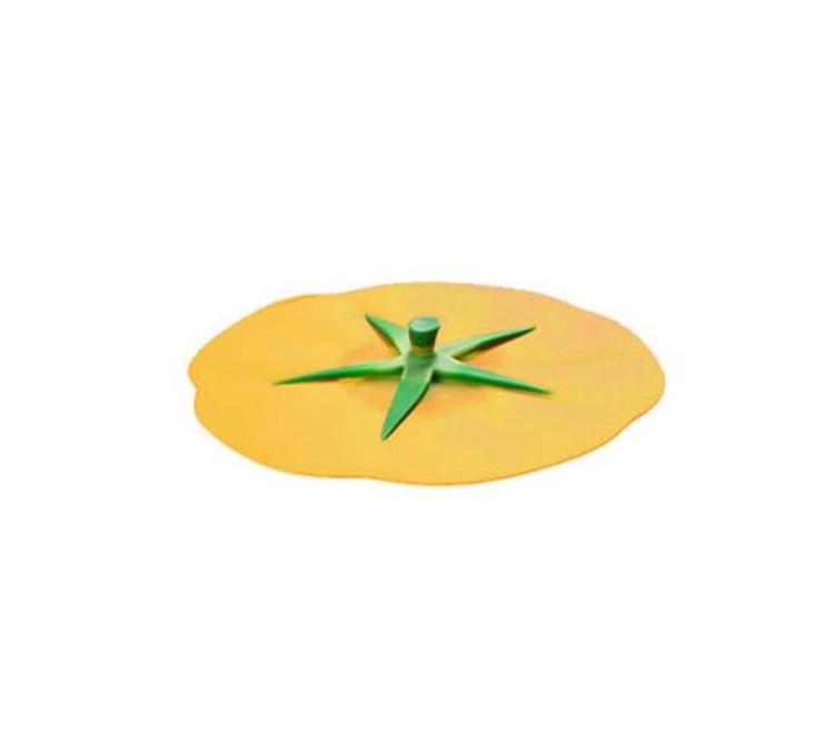 Charles Viancin deksel 23 cm - tomaat geel