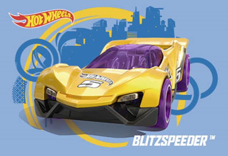 Beloningskaarten Hot Wheels