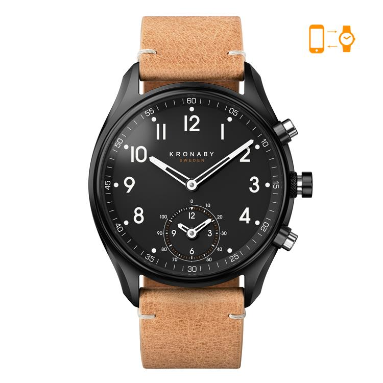 Kronaby Apex 43mm - Hybrid - A1000-0730