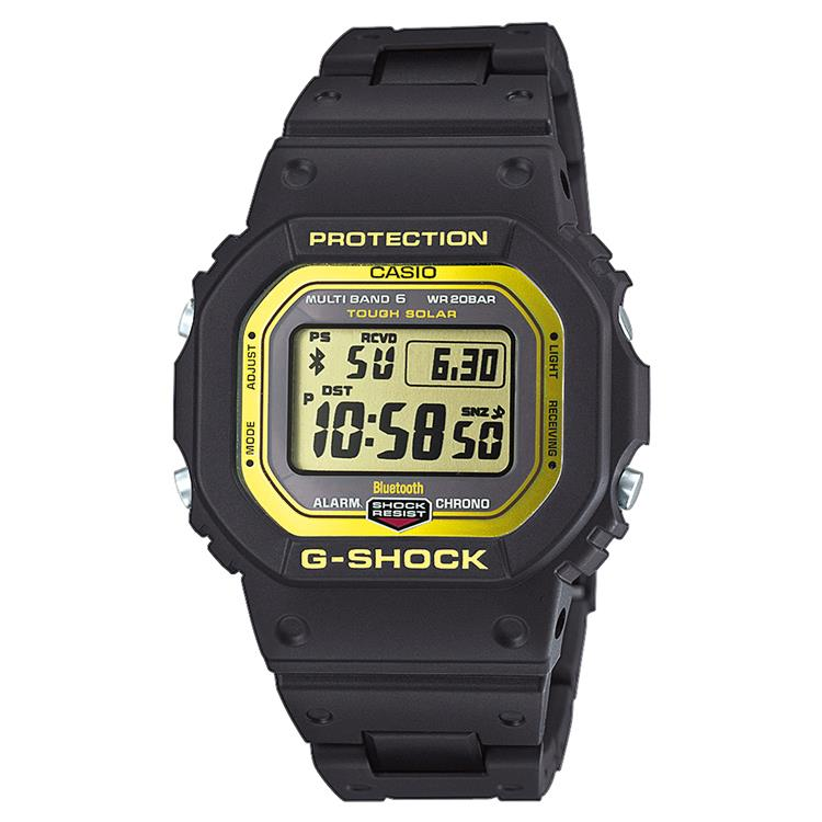 Bluetooth G-Shock GW-B5600BC-1ER - Multiband 6