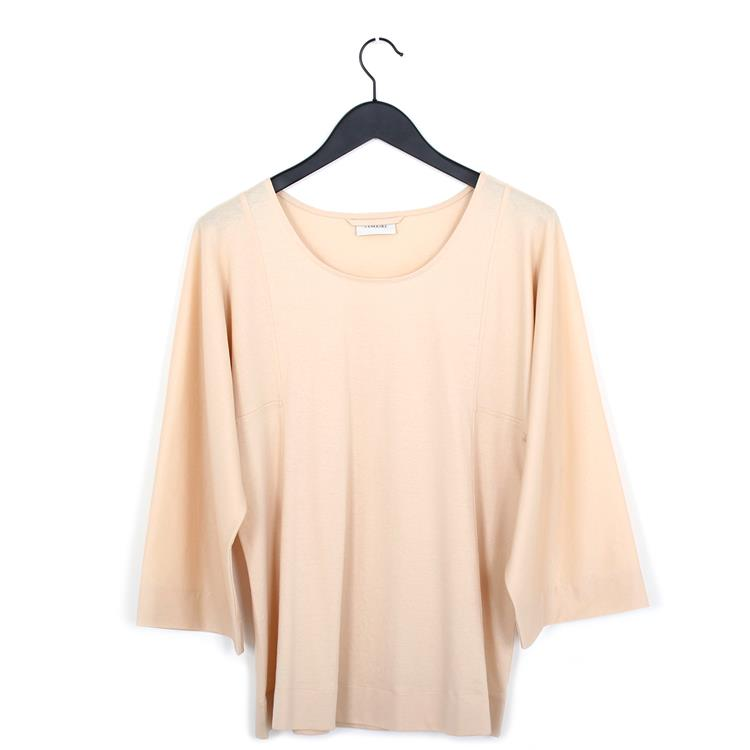 Lemaire large sleeve tee shirt ginger