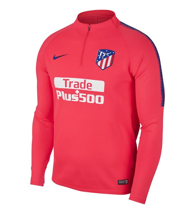 Nike Atletico Madrid Dri-FIT Squad Drill Voetbaltop M