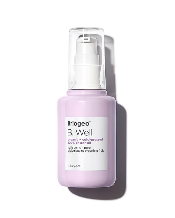 B. Well™ Organic + Cold-Pressed 100% Castor Oil - 45 ml