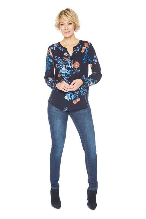 Soyaconcept Blouse Paola 2 Navy